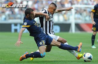 Agen Bola Terpercaya - Prediksi Skor Juventus Vs Hellas Verona 06 Januari 2016