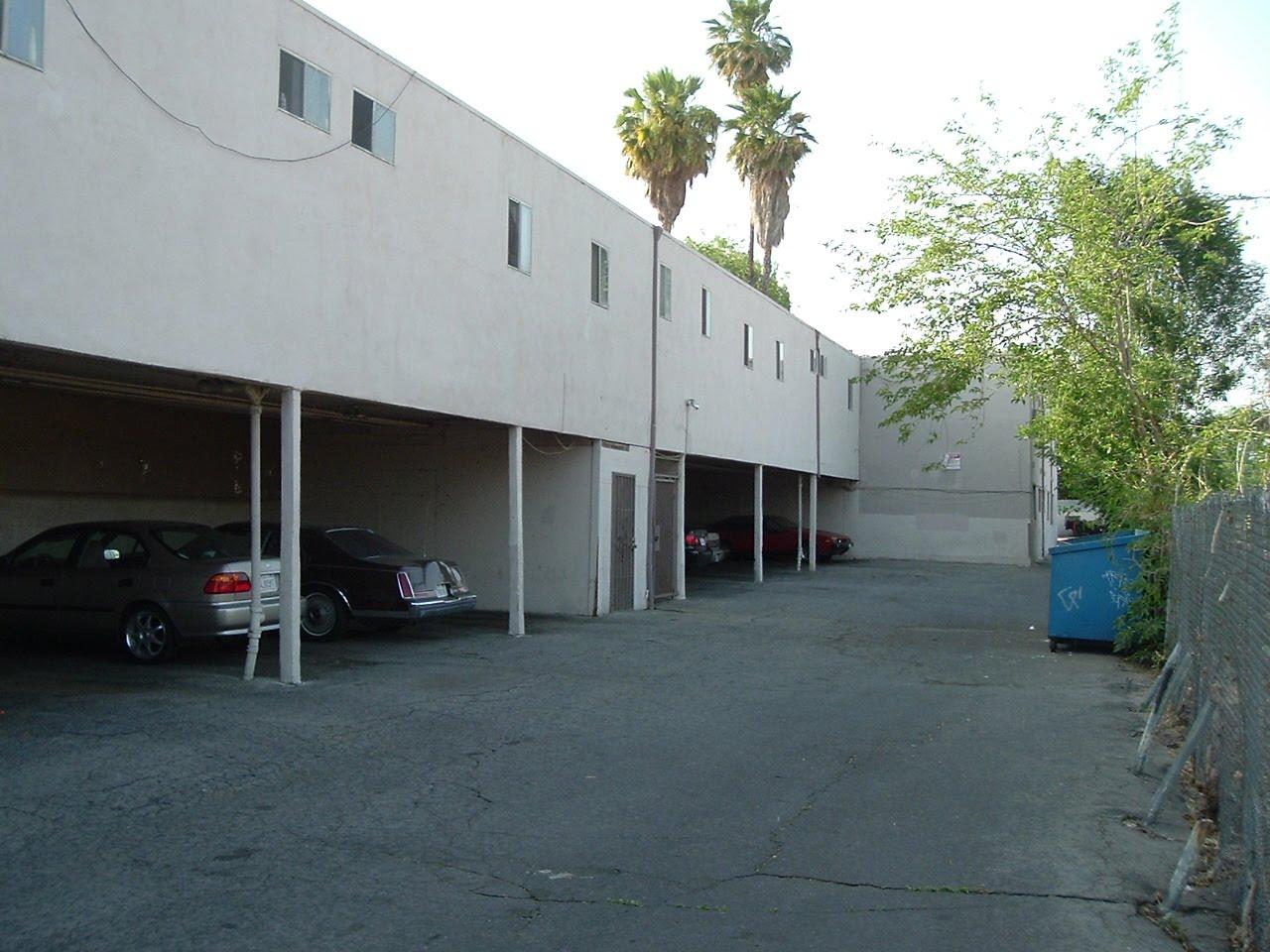 Apartment Building Karate Kid