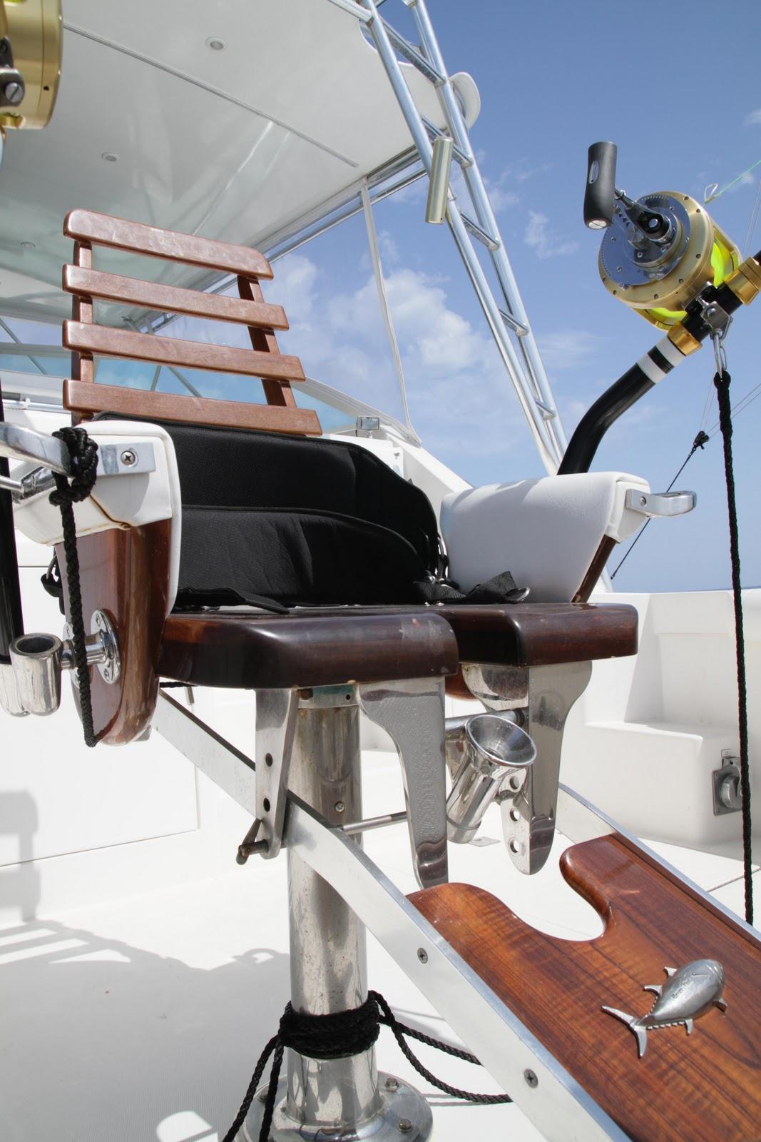 Blog de pesca equipo para pescar el marlin - Silla de pescar ...