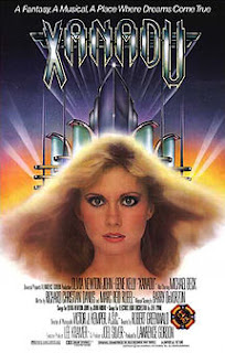 Xanadu 1980 original movie poster