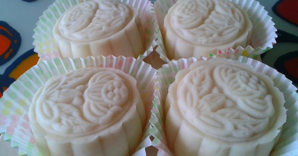 Catherine's Cooking @ cathteops: Snow Skin Mooncake (Instant method)