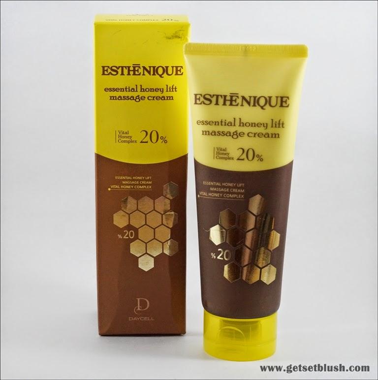 Essential Honey Lift Massage Cream