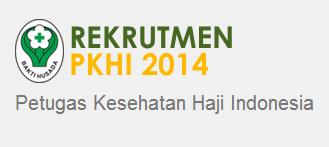 Tahapan Rekrutmen Tenaga Kesehatan Haji Tahun 2014 terdiri dari 10