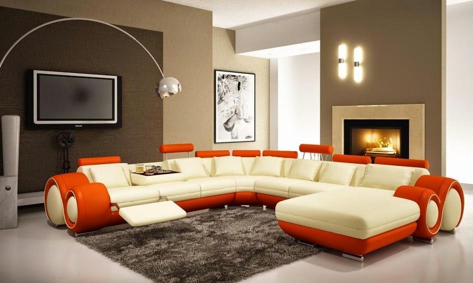 تصميم غرفة المعيشة بالصور