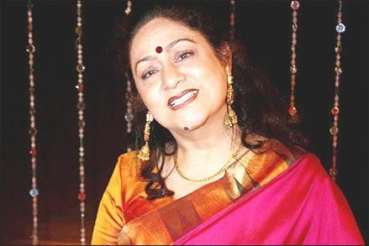 Aunty Aruna Irani Stills