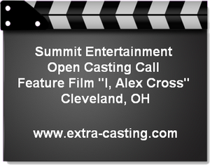 I Alex Cross Open Casting Call