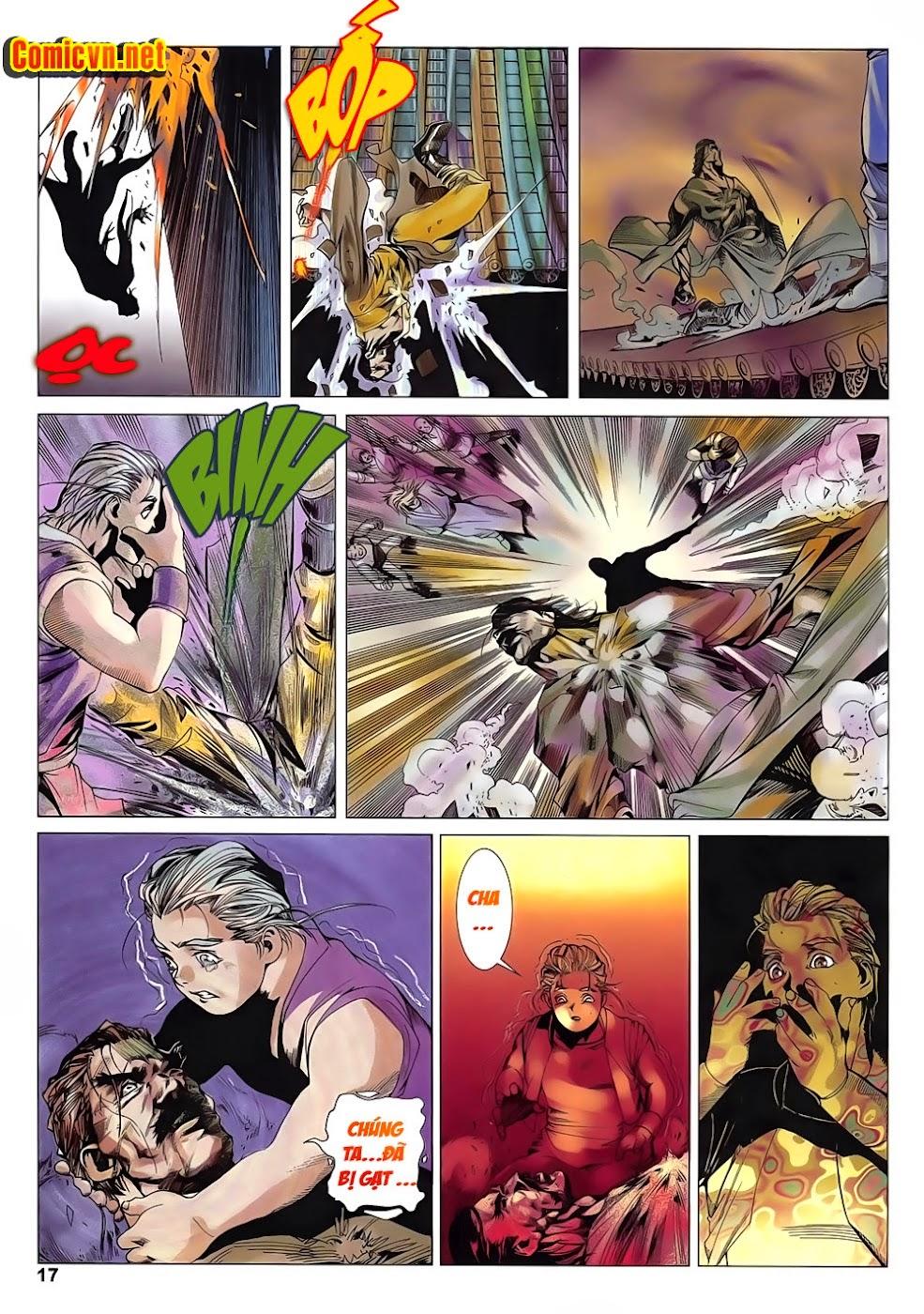 Lục Đạo Thiên Thư chap 14 - Trang 17