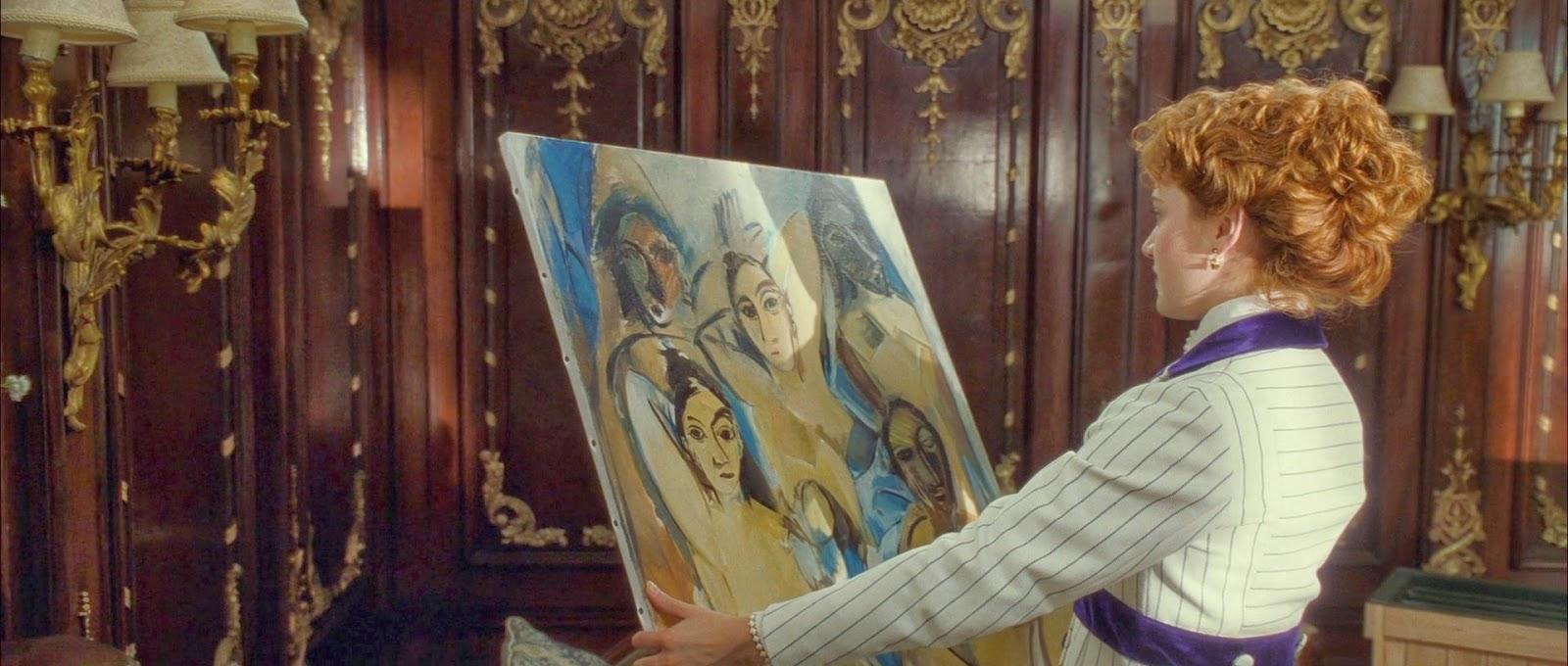 Pablo Picasso   Les Demoiselles d Avignon