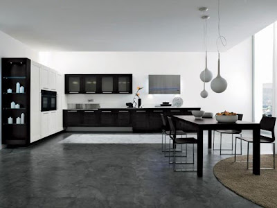 dream kitchen for your home with great lightning