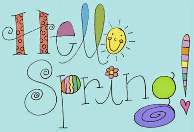 Happy Spring to All!