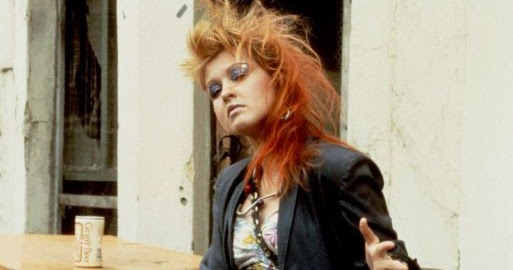 Cyndi Lauper Picture End Biography