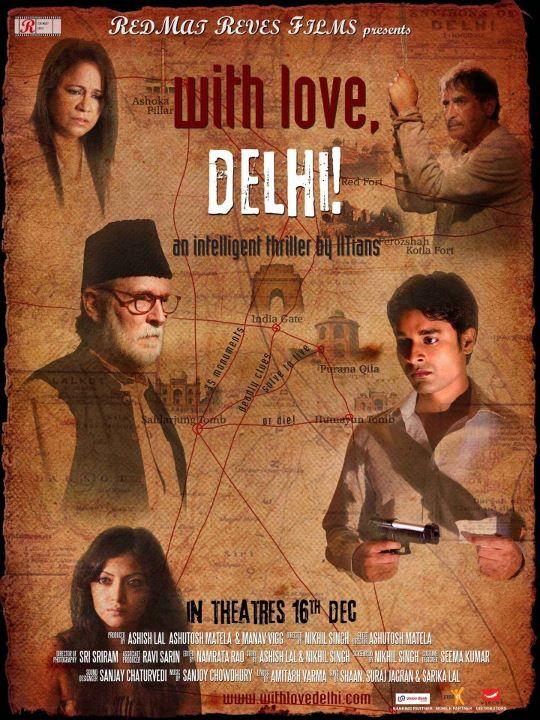 With love Delhi (2011), Mp3 Download 128Kbps