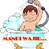 Tata Cara Mandi Wajib (Junub) Yang Benar ^