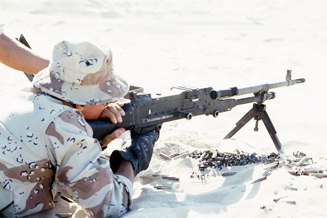 type 62 machine gun