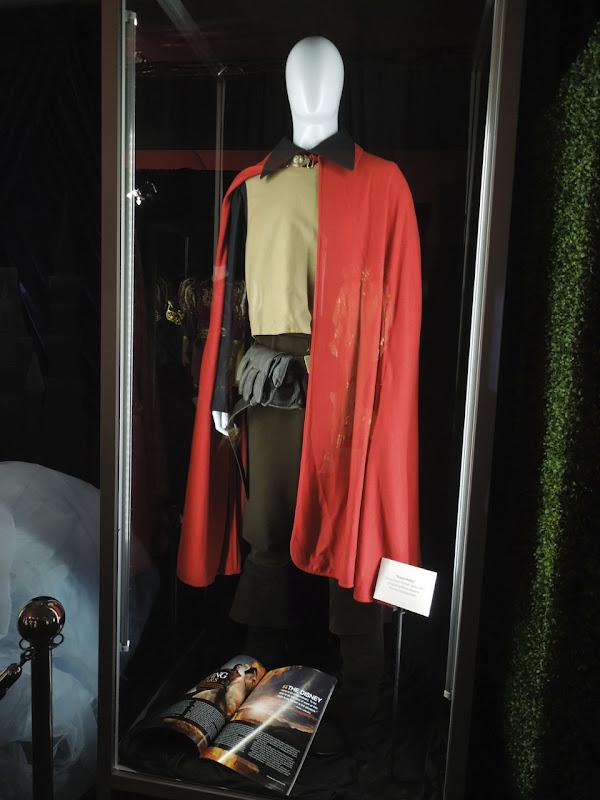 David Beckham Prince Philip Disney Dream Portrait costume