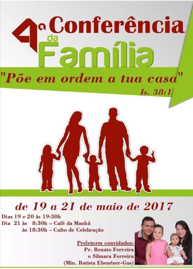 4ª Conferência da Família