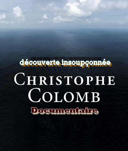 Christophe Colomb affiche