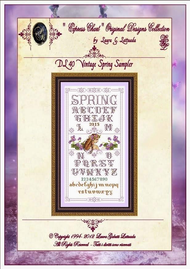 DL40 Vintage Spring Sampler