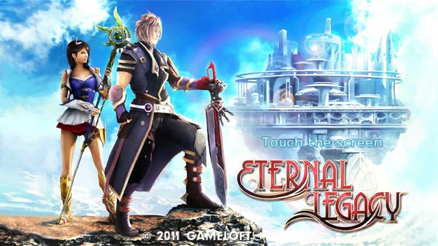 Free Download Eternal Legacy HD for Symbian^3 Nokia N8, E7, X7, E6, C7, C6-01
