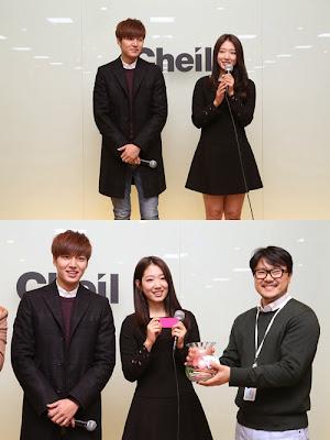 Around 40 commercial models, including Jang Dong Gun, Kim Woo Bin
