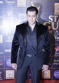 Salman Khan at Renault Star Guild Awards 2013