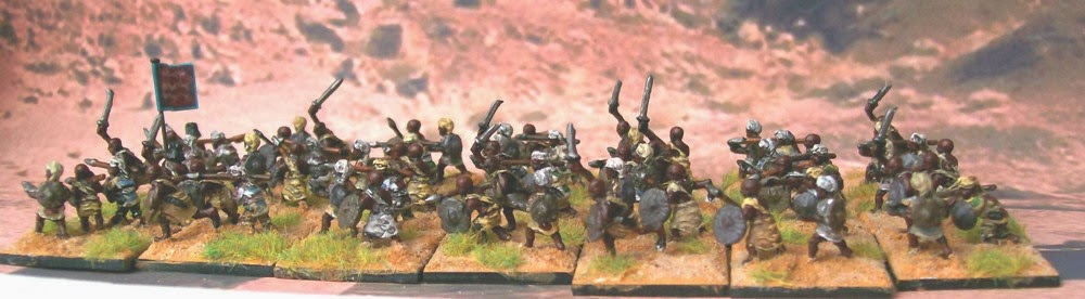 10mm Sudan Figures