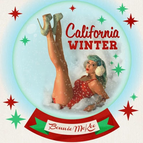 Bonnie McKee — California Winter (studio acapella)