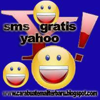 Cara SMS gratis Lewat Yahoo Messenger update 2013