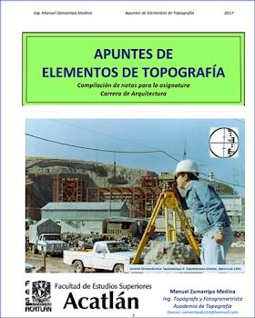 APUNTES DE ELEMENTOS DE TOPOGRAFÍA 2018-1