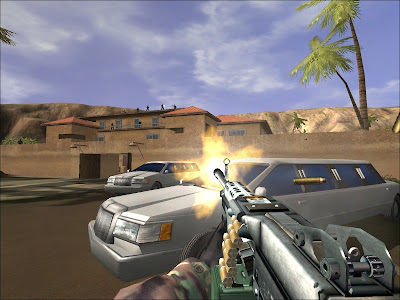 Delta Force 2 Screenshot 1