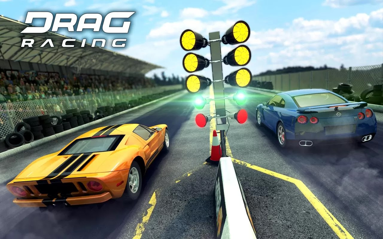 Drag Racing Android App Tuning