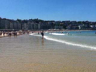 Spiaggia fotografia di Brunello