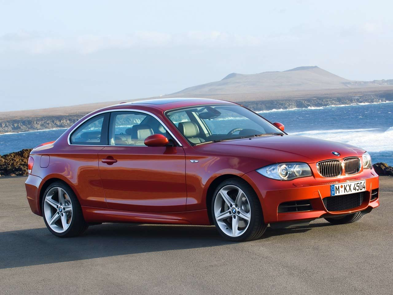 BMW 135i Coupe ~ The Site Provide Information About Cars Interior ...
