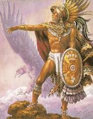CUAUHTEMOC (Aguila que cae)