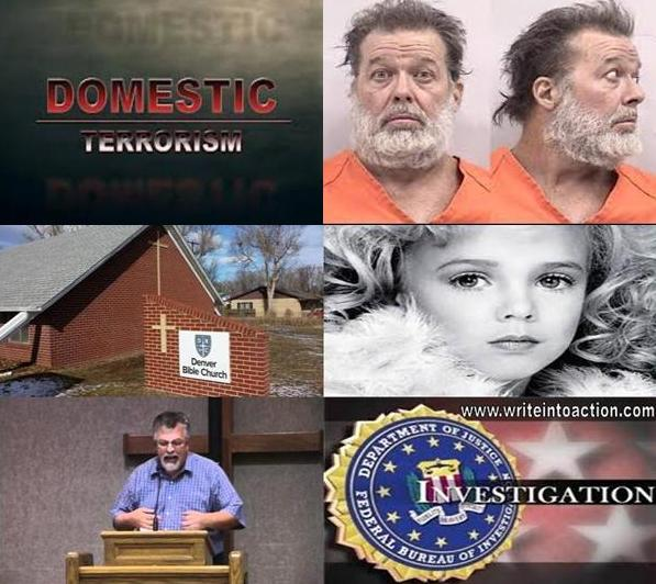 "JonBenet Ramsey Murder: FBI Emerges from Chaos— ""Pastor"" Bob Enyart of Denver Bible Church"