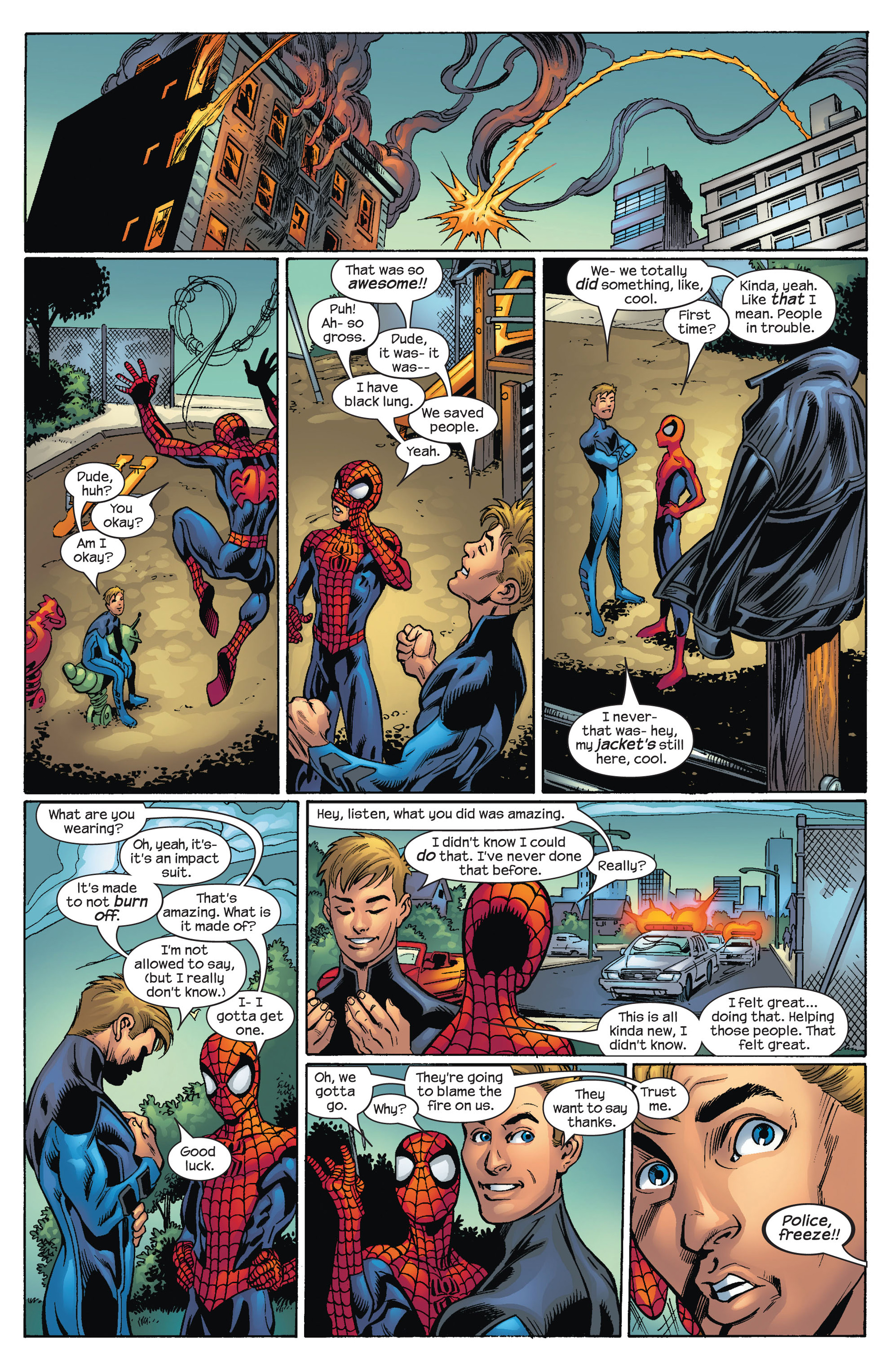Ultimate Spider-Man (2000) Issue #69 #73 - English 21
