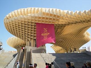 Sevilla - Metropol Parasol 05