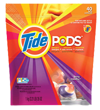  Tide Laundry Pod Sample
