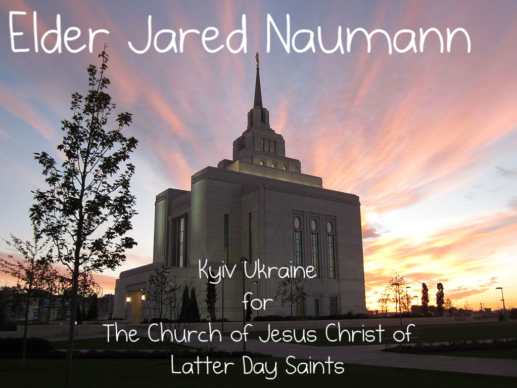 Elder Jared Naumann