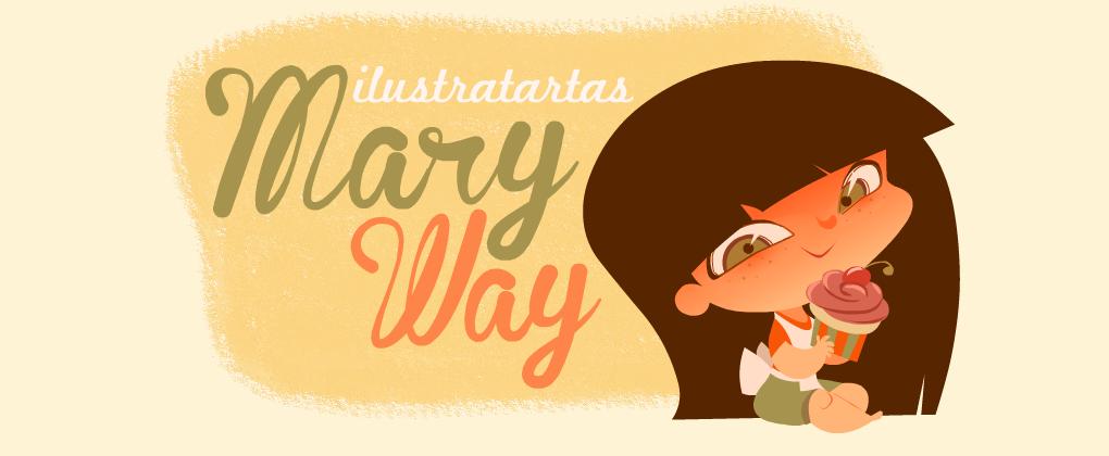 MaryWay Ilustratartas