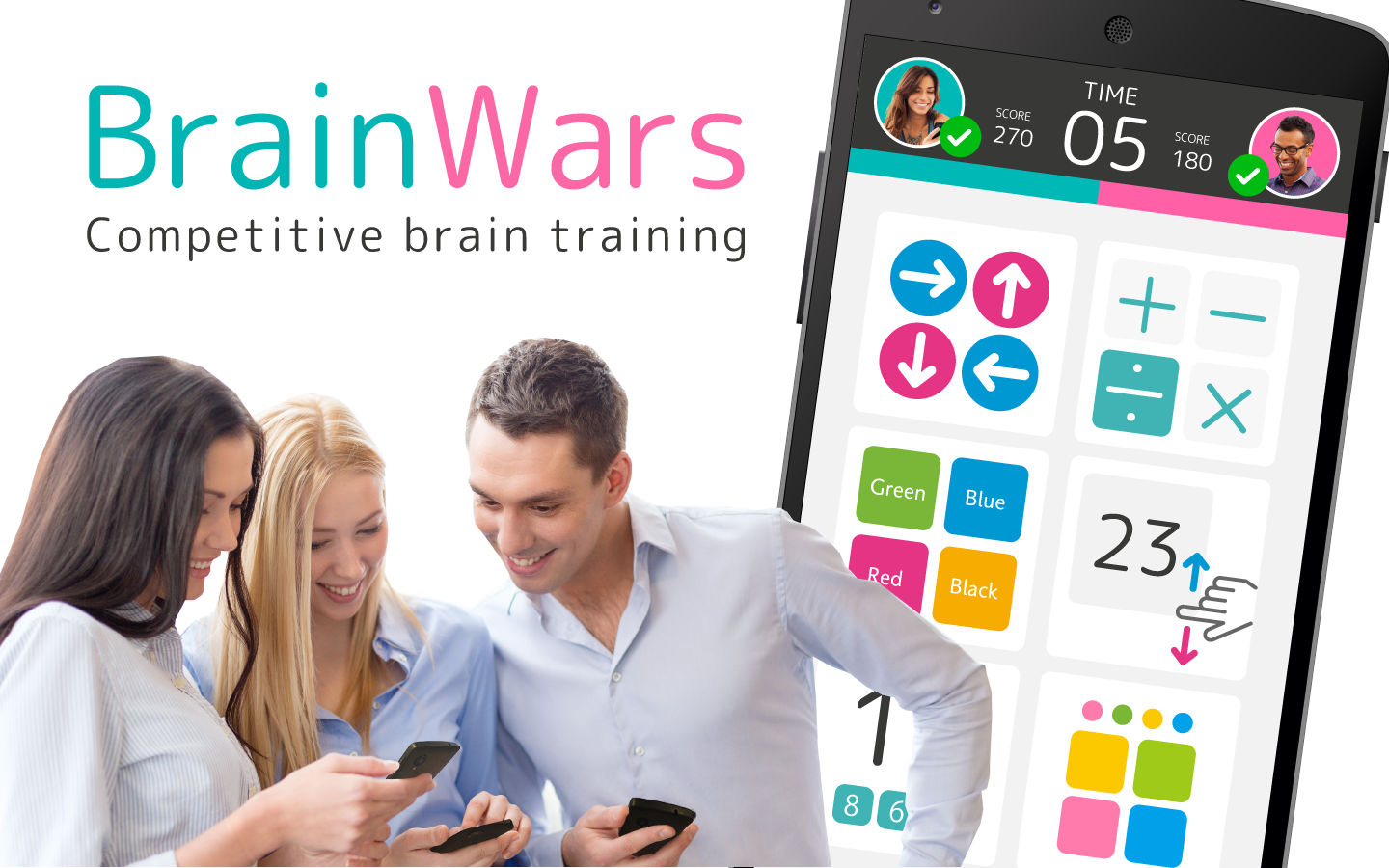 Download Brain Wars APK