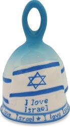 Campana ceramica 13 x 7.5 ctms.