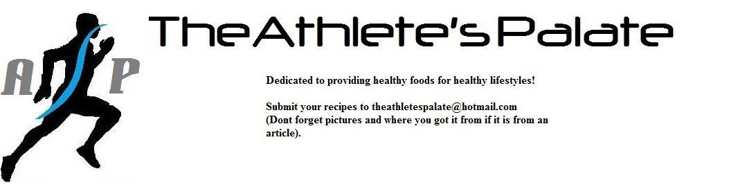 The Athlete's Palate