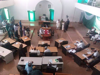 Rowdy session in Kogi Assembly as Deputy Speaker stages walkout over bill
