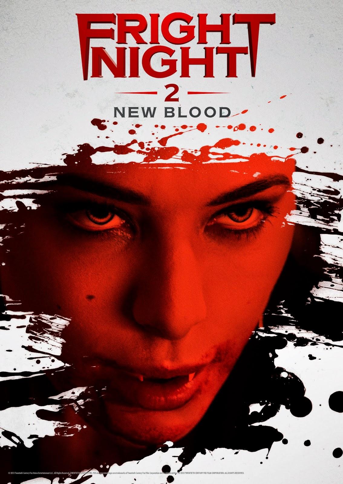 Fright Night 2 (2013) ταινιες online seires xrysoi greek subs