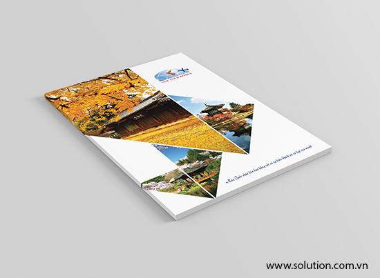 Mẫu thiết kế catalogue công ty Tam Vương
