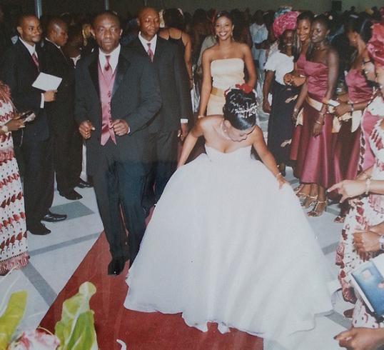 Georgina Onuoha Wedding Photos