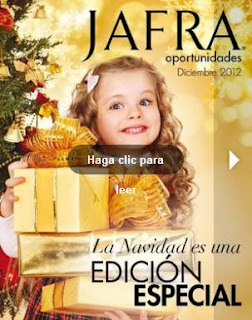 catalogo jafra navidad 2012