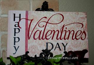 Image Valentine vinyl decal