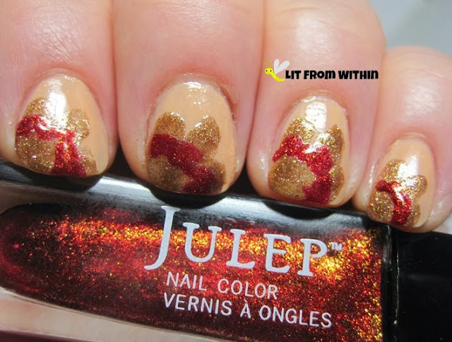 Julep Karmen is like fire in the bottle!